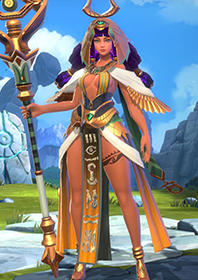 Hathor Lost Centuria